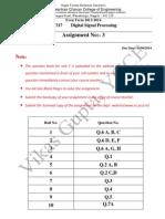 Assignment No 2