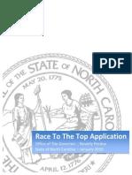NC RTTT Application 1-1-2010
