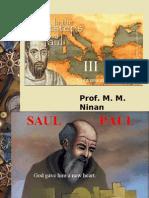 03 Apostle Paul - Conversion