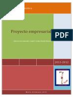 Proyecto empresarial Centro Formación