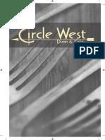 Circle West Diner & Cafe Full Menu
