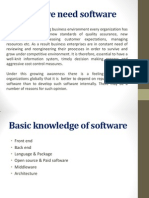 Software Overview - 2