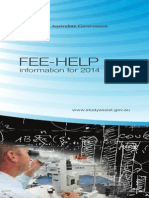 2014 FEE-HELP Booklet