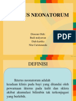 Ikterus Neonatorum Ppt Fix