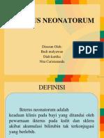 Ikterus Neonatorum Ppt Fix