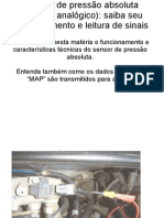 Curso Analise Sensor Map Com Osciloscopio Automotivo