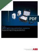 1TXH000247C0201 OPR Lightning Protection Systems