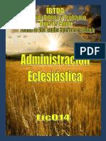 LIC014-Administracion Eclesiástica