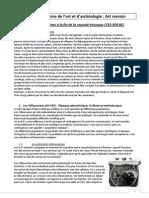 (PDF) Notion d'histoire de l'art et d'archéologie-Art romain