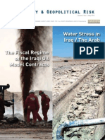 Water Security in Iraq Published