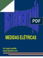 Medidas El+®tricas_instrumenta+º+úo el+®trica