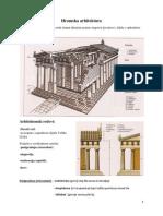 Skripta - Hramska arhitektura