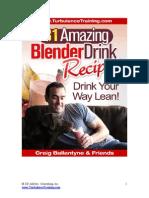 31 Blender Drinks
