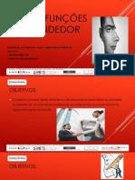 PERFIL E FUNÇÕES DO ATENDEDOR ppt