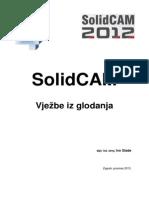 04 Vjezbe SolidCAM - GLODANJE