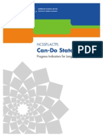 ACTFL Can-Do Statements