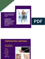 Pulso y Tempreatura