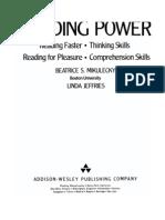 Reading Power