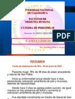 Ictericia Neonatal CASO CLINICO