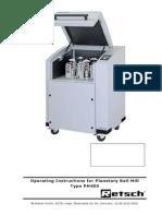 Manual de Utilizare PM400