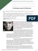 García Márquez- Muere Gabriel García Márquez- Reseña biográfica_ EL PAÍS
