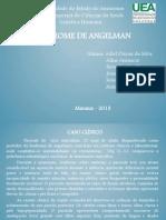 Genética Humana - Síndrome de Angelman 8