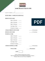 160 s-economic research team presentation rubric 2014