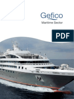 Gefico Maritime Sector