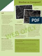 Biochar or Compost Web