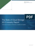 2013 Nasuni CSP Report