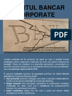 Creditul Bancar Corporate