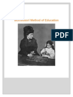 Montessori Method of Education by Sharanalaya
