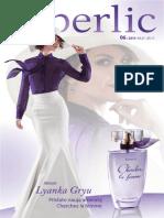 Faberlic katalogas 2014m. Nr.06