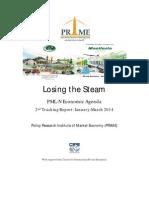 PML-N Agenda Tracking Report (Jan-March 2014).pdf