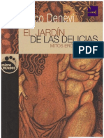 Deveni, Marco - El Jardín de las Delicias (Mitos eróticos)