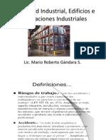 Seguridad Industrial, Edificios e Instalaciones Industriales