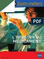 2013 ZOOM l'Industrie Du Medicament