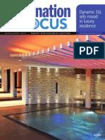 Illumination in Focus Spring 2014