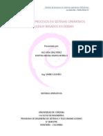 GESTIÓN DE PROCESOS EN SISTEMAS OPERATIVOS GNU