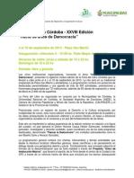Dossier Prensa Feria Del Libro 2013