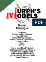 Oddball Creations Catalog