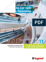 Catalogo CCTV Chile 2011