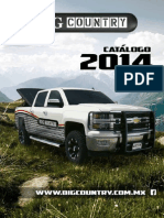 Catalogo 2014 Big Country