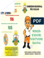 Folleto Prevencion IE - NINOS