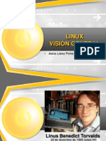 LINUX VISIÓN GENERAL