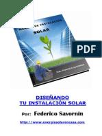 Demo Manual de Instalacion Solar.