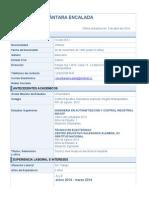 Cv Luis Alcantara Actualizado 3 Abr