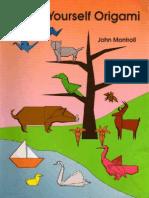 John Montroll - Teach Yourself Origami