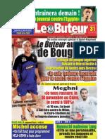 LE BUTEUR PDF du 31/10/2009
