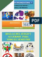 Psicologia Organizacional Vespertinos 2014 A